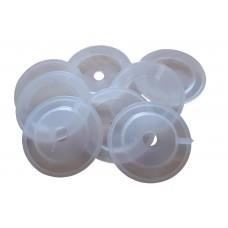 Skålbricka plast 3,4 cm