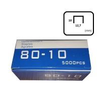 Häftklammer 80-10  10 mm
