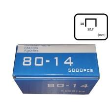 Häftklammer 80-14  14 mm
