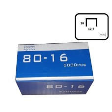 Häftklammer 80-16  16 mm