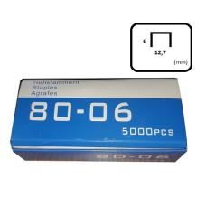 Häftklammer 80-06  6 mm