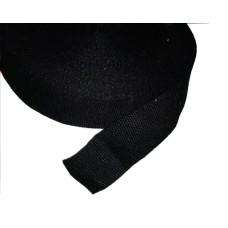 Jutesadelgjord svart 60 mm