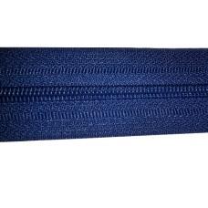 Dragkedja blå 4 mm