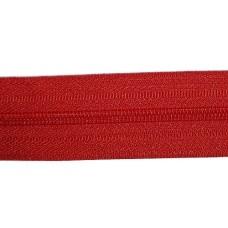 Dragkedja röd 4 mm