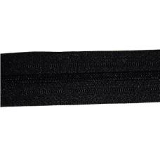 Dragkedja svart 4 mm